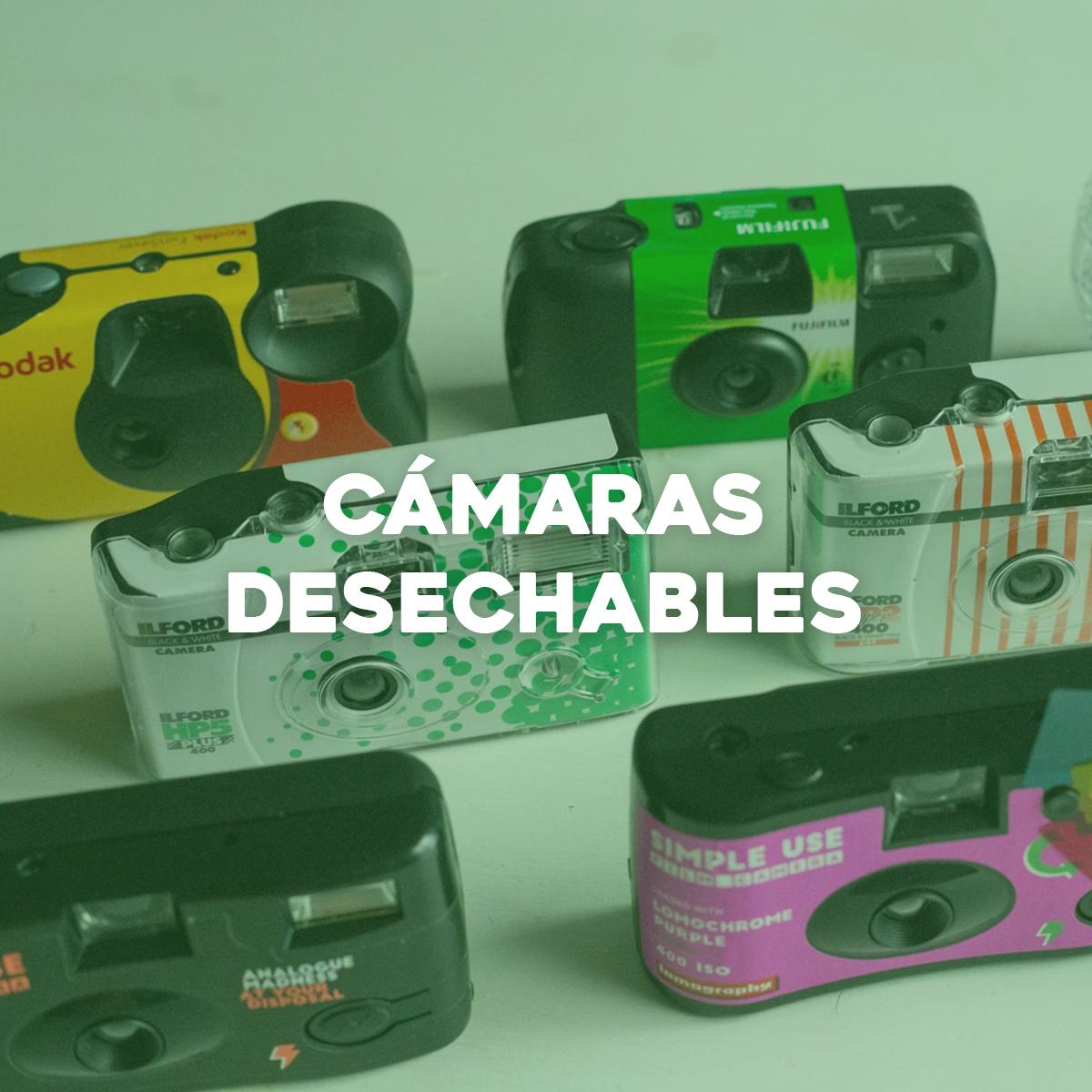 Càmeres d'un sol ús