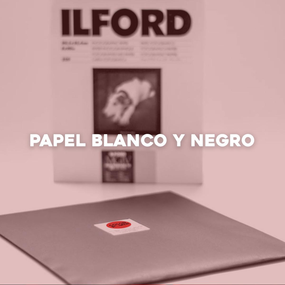 paper de blanc i negre