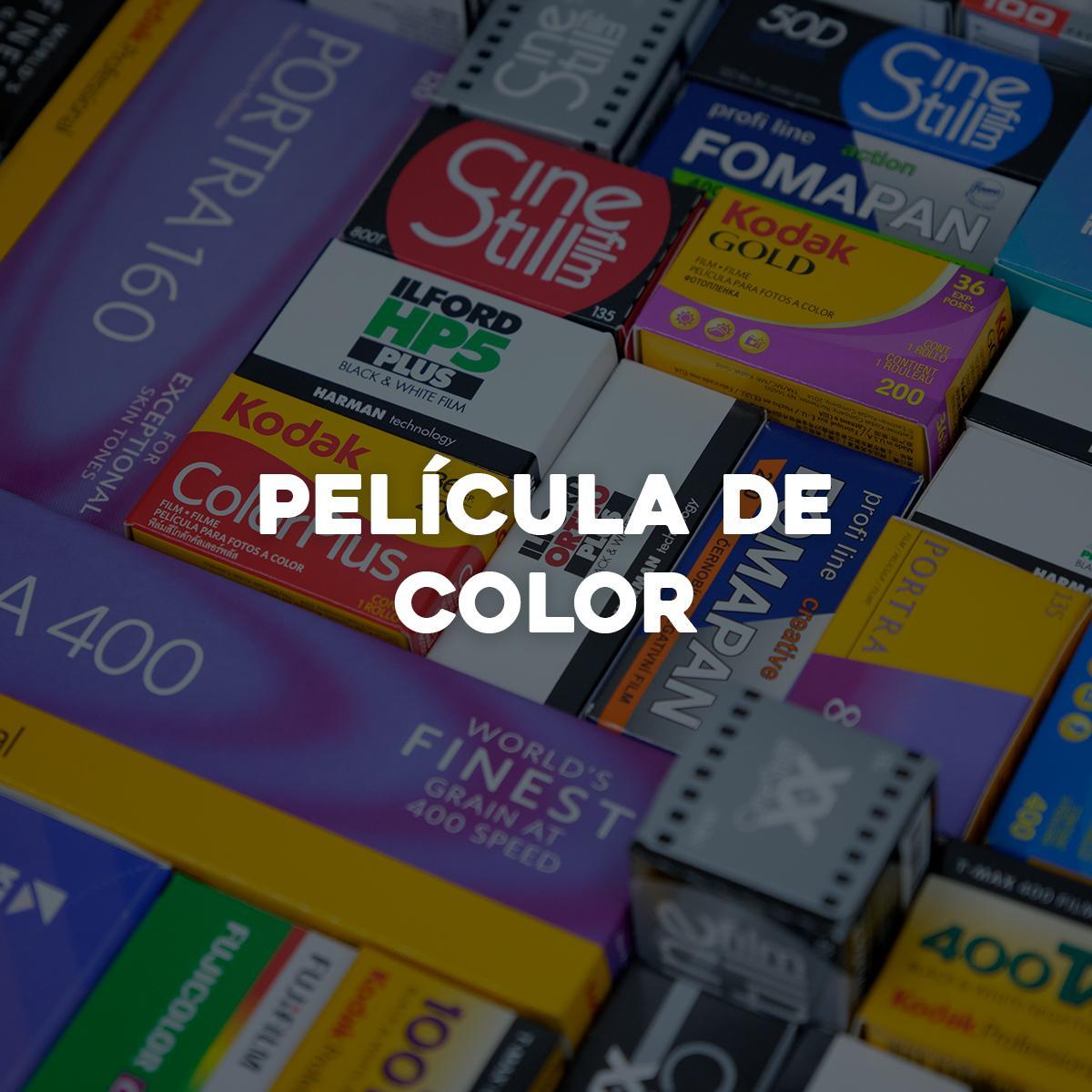 pel·lícula de color
