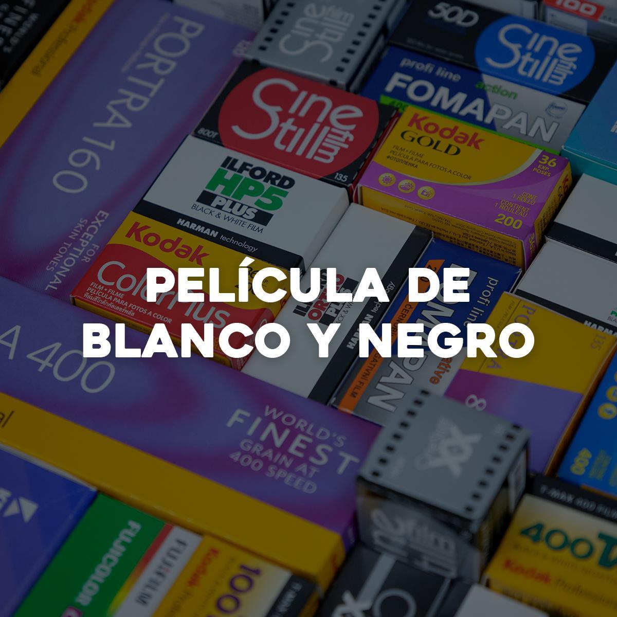 pel·lícula de blanc i negre