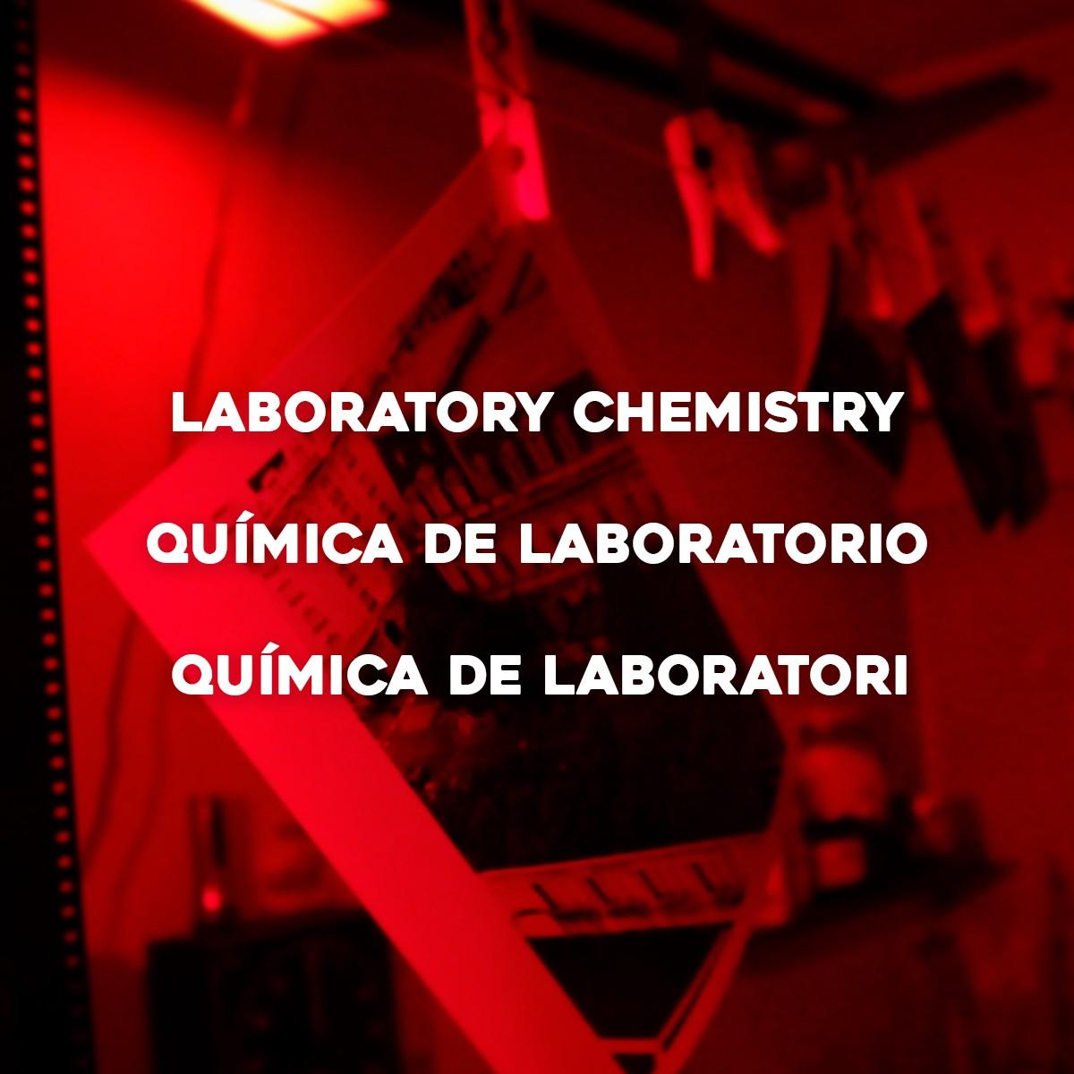 química de laboratori